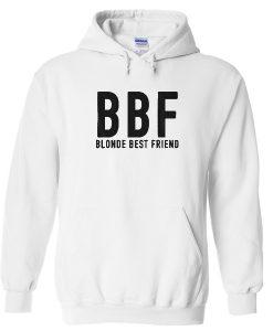 Blonde Best Friend and Brunette Best Friend hodie