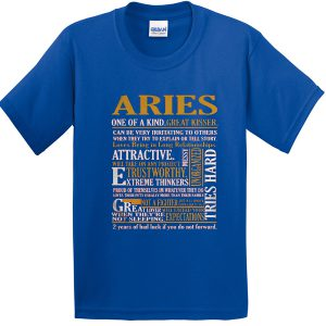 Zodiac Sign T-shirt