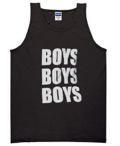 boys boys boys tanktop
