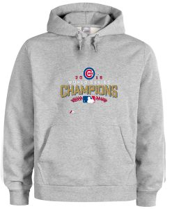 chicago world series cubs hoodie