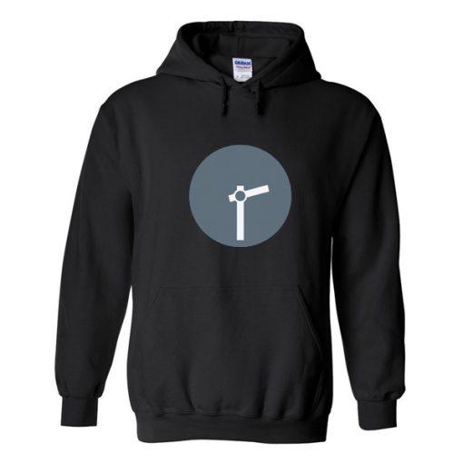 clock hoodie