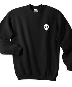 Allien crewneck Sweatshirt