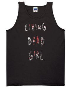 Living Dead Girl Tank Top