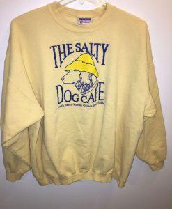 salty dog cafe sweatshirt
