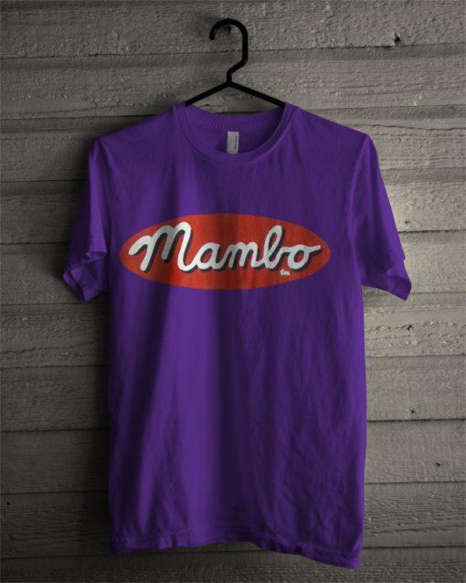 Mambo logo T-shirt