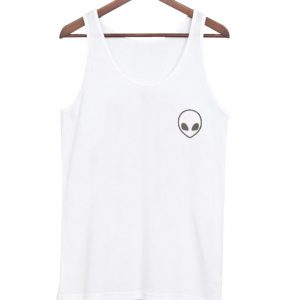 Alien Logo Pocket Tanktop