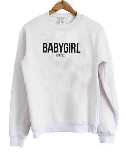 Baby girl DXmipece Sweatshirt