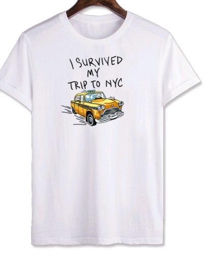 I survived my Trip to NYC T-shirt b2e4d2d66c5