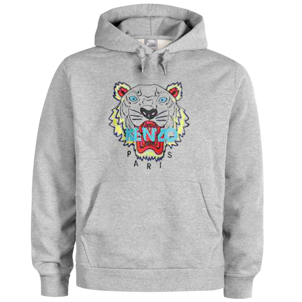 41a54a289 Kenzo paris tiger hoodie