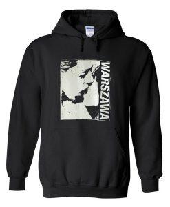 Warszawa black Hoodie