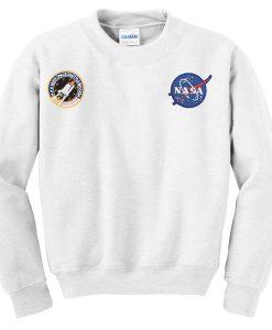 Alpha Industries NASA MA-1 Flight Sweatshirt