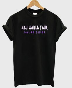 4ou world tour dolan twins T-shirt