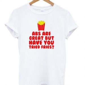 ABS are great T-shirt