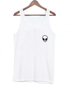 Alien Pocket Tanktop