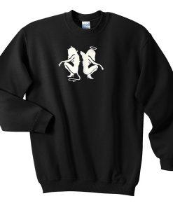 Angel Devil Sweatshirt