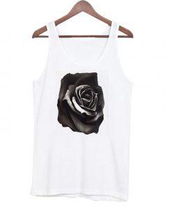 Black rose tanktop