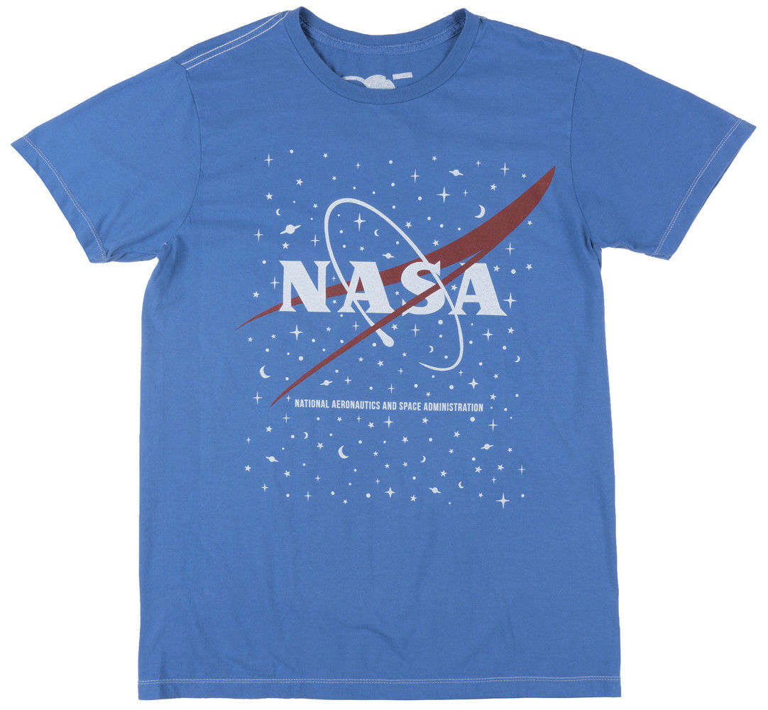d2b20a58 Nasa Aeronautics Space Vintage Regular Fit Retro T-Shirt