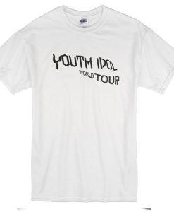 Youth Idol World Tour T-Shirt