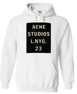 Acne studios L NYG 23 Hoodie
