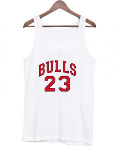 Bulls 23 Tank top