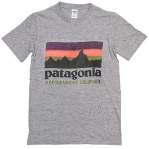 Patagonia Breckenridge Colorado T-shirt