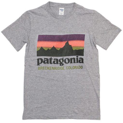 Patagonia Breckenridge Colorado T-shirt