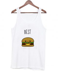 Best Hamburger Tank top