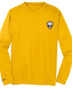 Alien Logo Pocket Sweatshirt