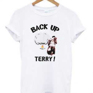 Backup Terry T-Shirt