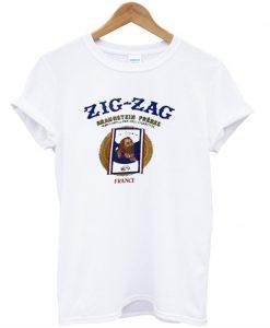 Zig Zag France Cigarettes T-shirt