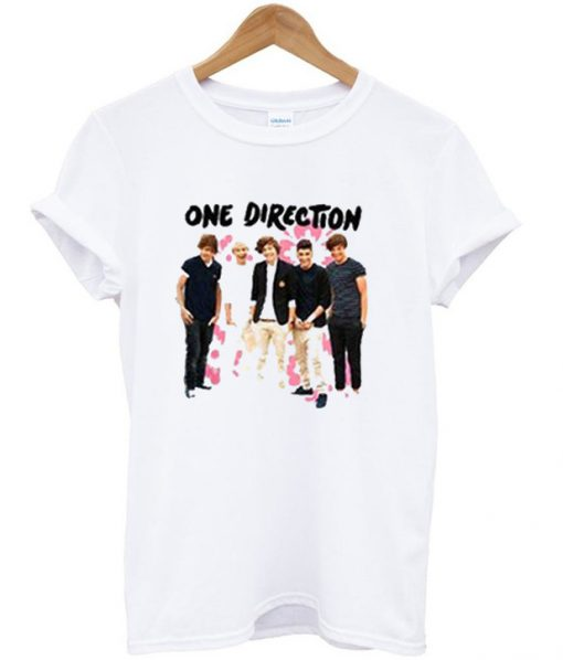 One Direction Band T-Shirt