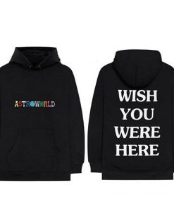 Astra World Wish You Were Here Hoodie
