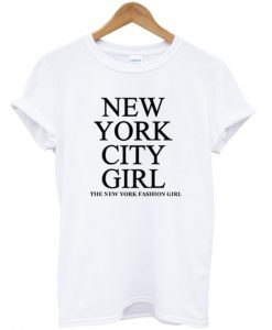 New York City Girl T-Shirt