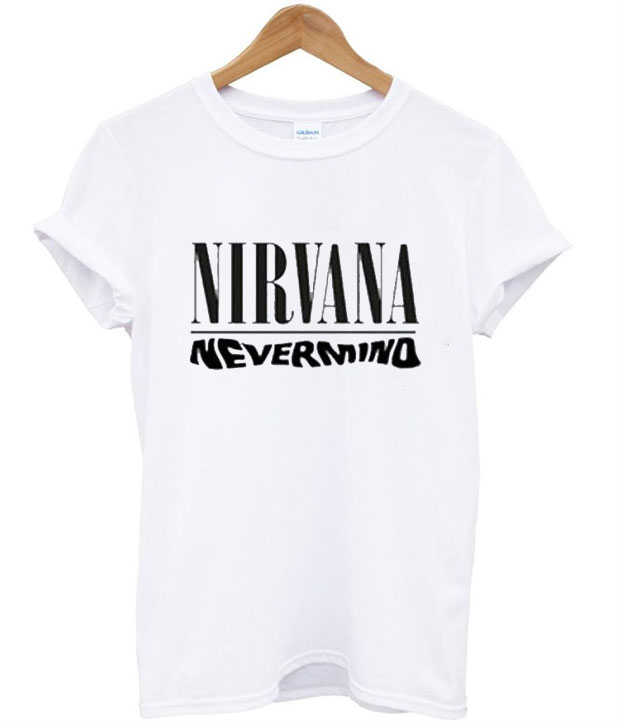 Nirvana Nevermind T-Shirt