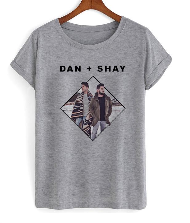 Dan And Shay Diamond Mountain T-Shirt