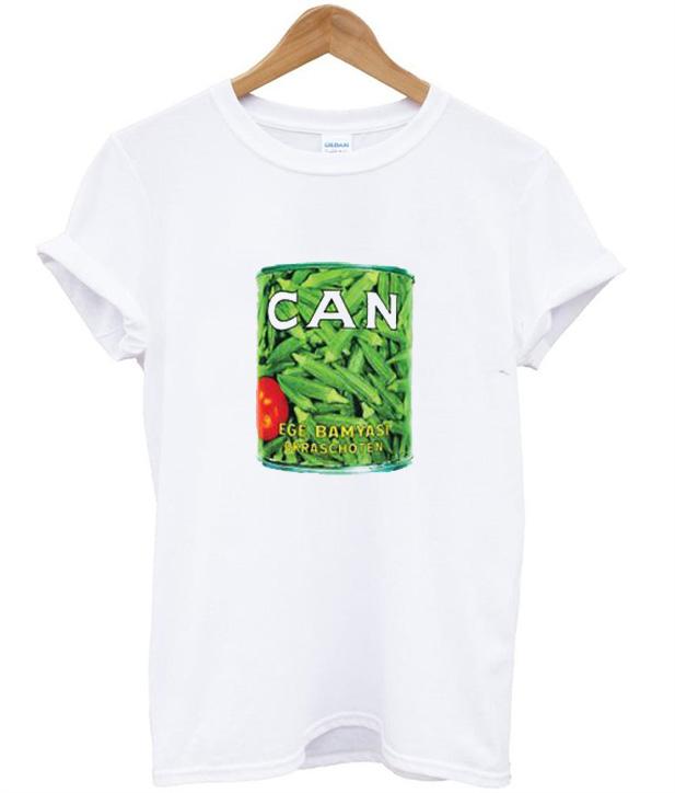 Can Ege Bamyasi German Krautrock Band Music Rock Vintage B521 T-Shirt