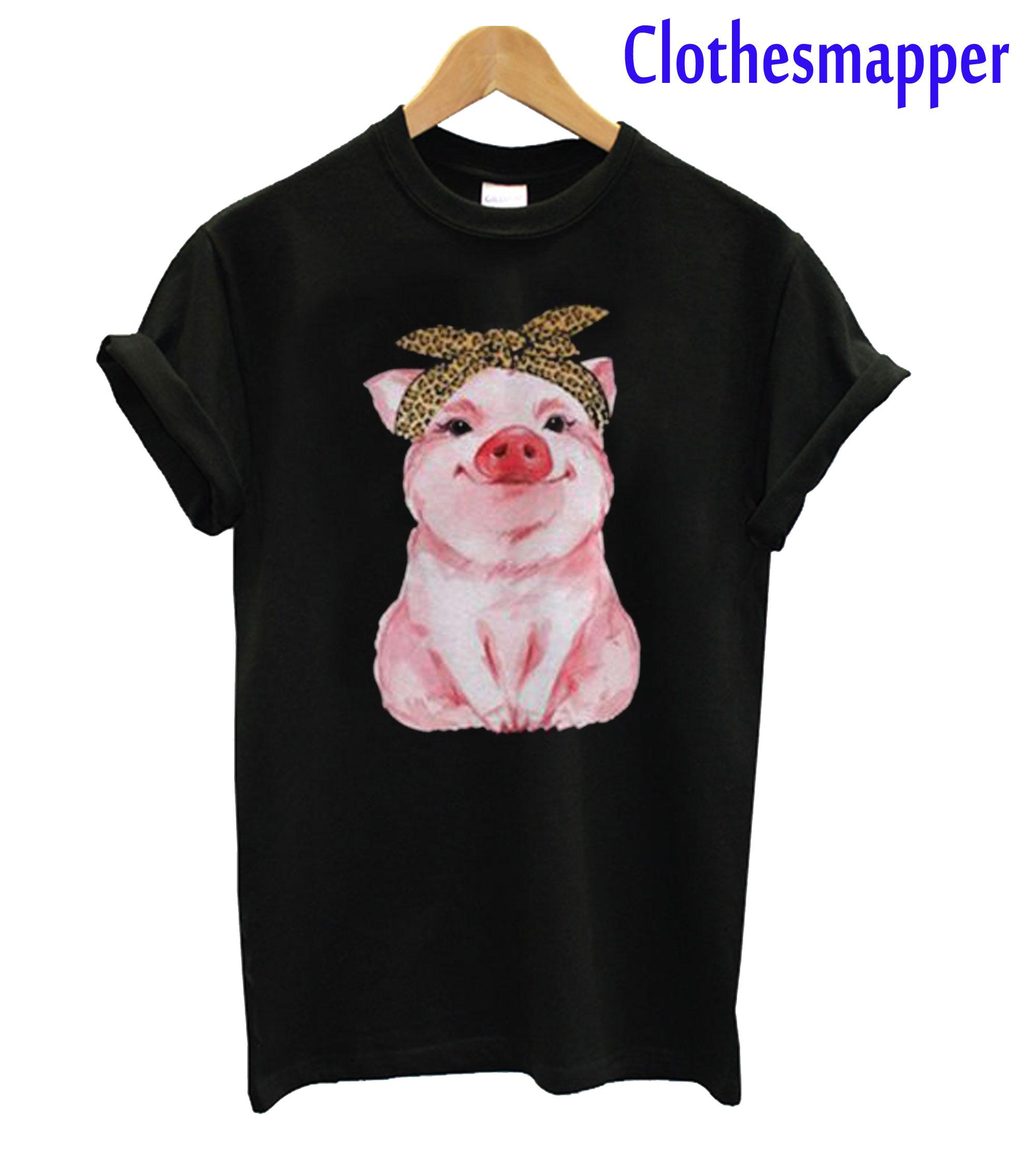 Happy Pig T-Shirt